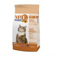 Forza 10 Cat MR Fruit Arancione Adult Indoor 1,5 kг/Полнорационный сухой корм  для взрослых домашних кошек